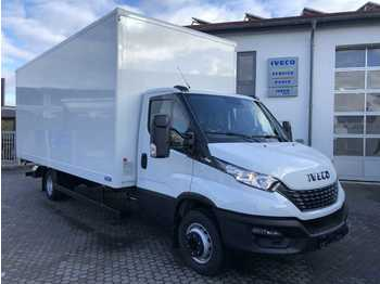 Фургон с закрытым кузовом Iveco Daily 70 C 18 A8 P Koffer+LBW Klima Tempo PLKA