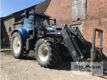 New Holland T7.200 - колёсный трактор
