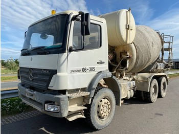 Mercedes-Benz AXOR 3028 6x4 Mixer - бетономешалка