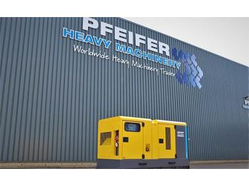 Atlas Copco QAS 60 ST3 Diesel, 60 kVA, Also Available For Rent  - электрогенератор