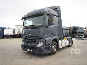 MERCEDES-BENZ ACTROS 1843 4x2 Sleeper - тягач
