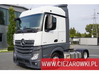 Тягач MERCEDES-BENZ Actros 1843 , E6 , 4x2, Low Deck/Mega, NEW RETARDER/CLUTCH , Str