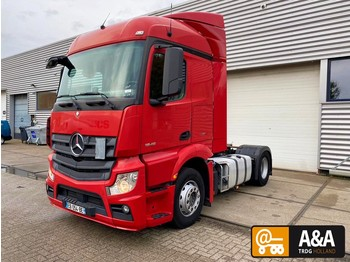 Mercedes-Benz ACTROS 1845 STREAMSPACE 230 MP4 553.000 KM EURO 6 2016 - тягач